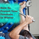 How To Protect Your Fountain In Winter
