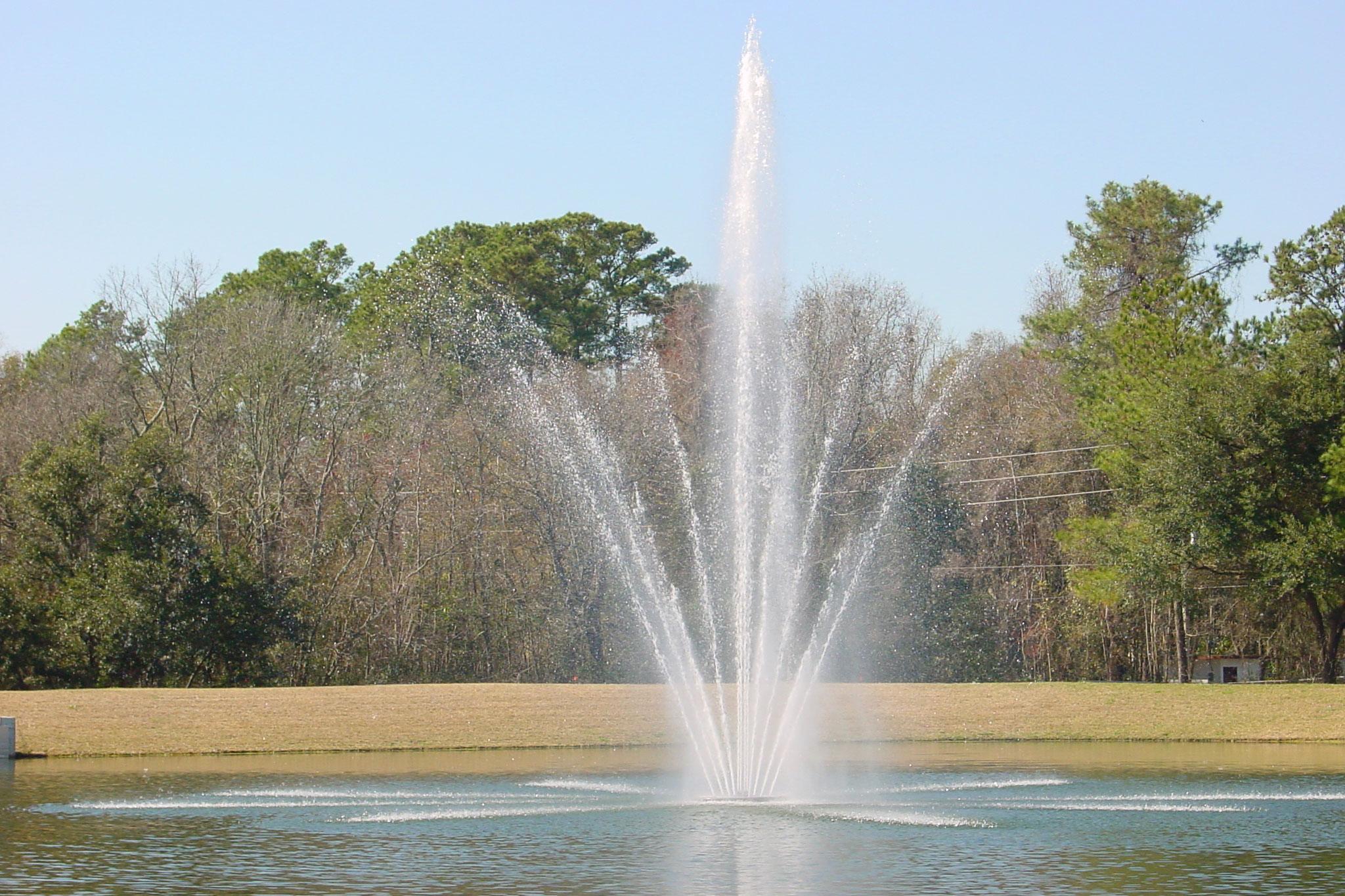 2 Tiered Multi-Jet Fountain
