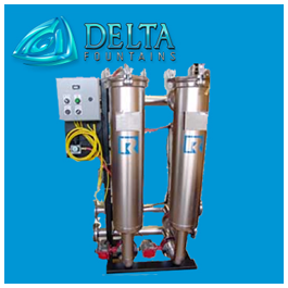 Bag Filter System Delta Fountains
