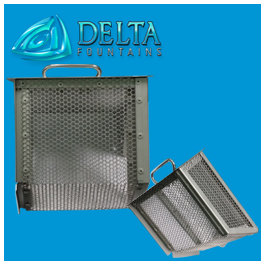 Basket Strainer Stainless Steel