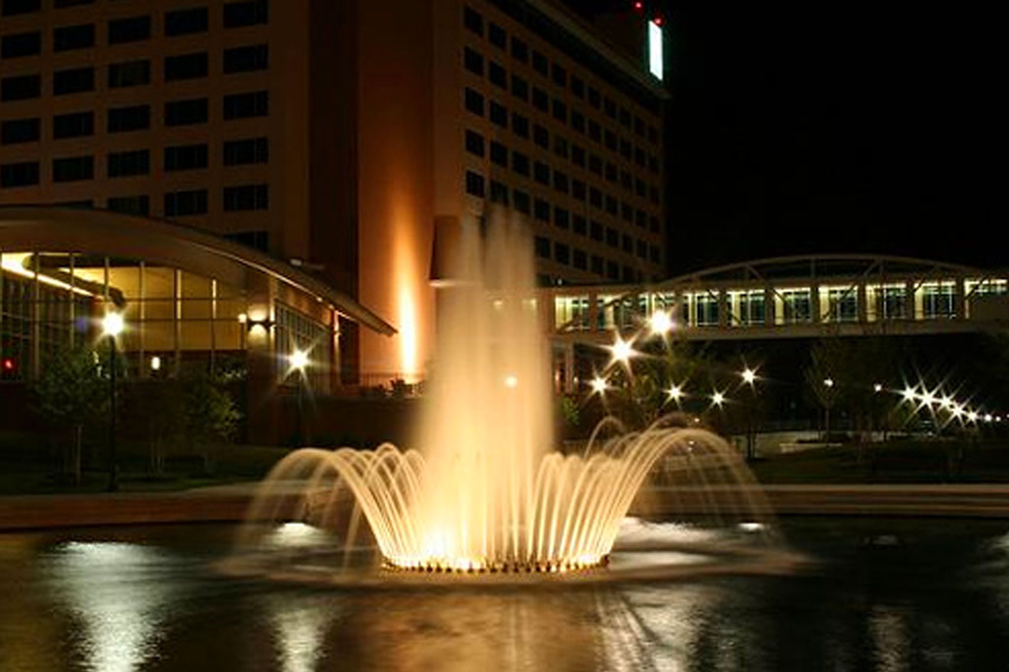 Big Spring Floating Fountain