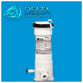 Bromine Feeder Delta Fountains
