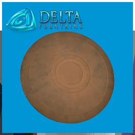 Bronze Diverter Plate
