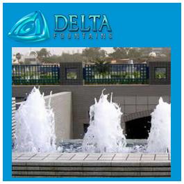 Bubble Jet Fountain