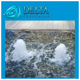 Bubbler Water Feature Design
