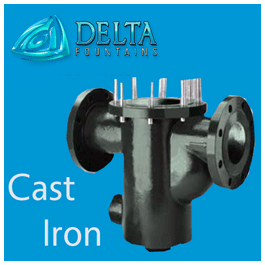 Cast Iron Basket-Strainer