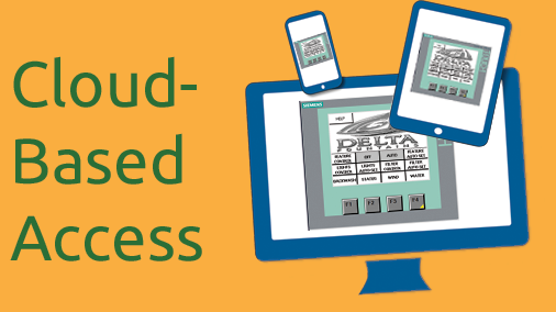 Cloud Based Remote Access To Fountain PLCs and HMIs