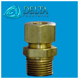 Cord Seal Delta Fountains