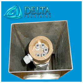 Dangling Probe Rod Type Water Level Sensor Delta Fountains