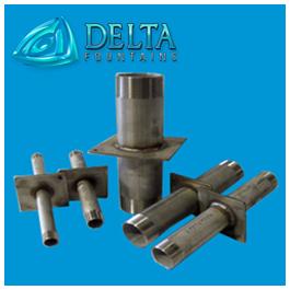 Stainless Steel Penetration Nipples