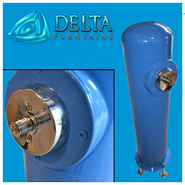 Delta Fountains Bollard Activation