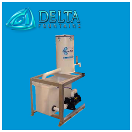 Delta Fountains Chlorinator