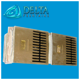 Delta Fountains Custom Fabricated Suction Sump