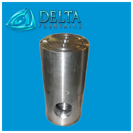 Stainless Steel Ground Effect Nozzle