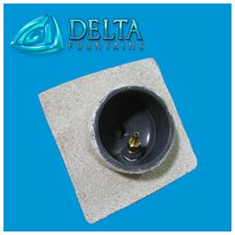 Delta Fountains Deck Jet Nozzles