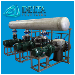 Delta Fountains Discharge Manifolds