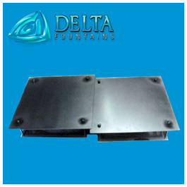 Delta Fountains Diverter Plate