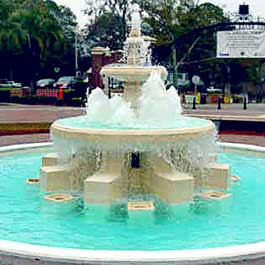 Westcott Fountain at FSU