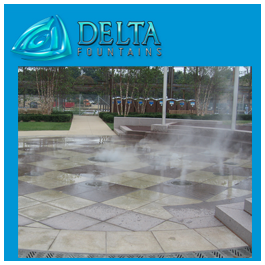 Delta Fountains Fog
