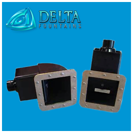 Front Access Skimmers | Delta Fountains