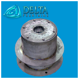 Delta Fountains Ground Effect Nozzle