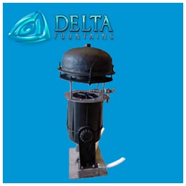 Delta Fountains Laminar Jet Assembly