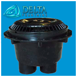 Delta Fountains | Main Drain Fitting