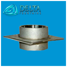 Delta Fountains Penetration Coupling