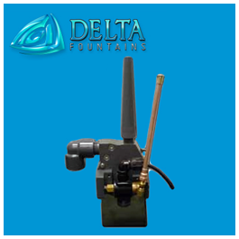 Delta Fountains Pop Jet Nozzle Assembly