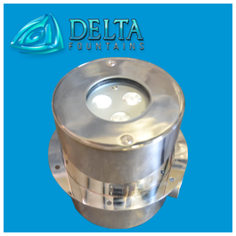 Submersible RGB Niche Light | Delta Fountains