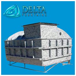 Delta Fountains Subterrarean Equipment Vault