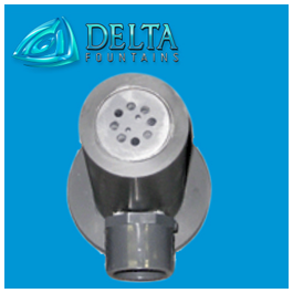 Delta Fountains Synthetic Ground Effect Nozzle