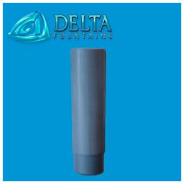 Delta Fountains Threaded Smooth Bore Nozzle