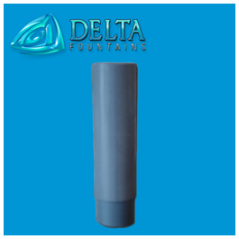 Delta Fountains Threaded Smooth Bore Nozzle