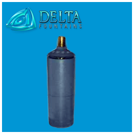 Delta Fountains Threaded Vari Jet Nozzle