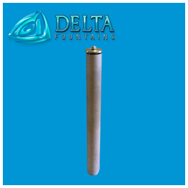 Delta Fountains Umbrella Jet Nozzle Bronze