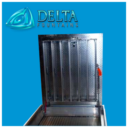 Delta Fountains Vault Hatch