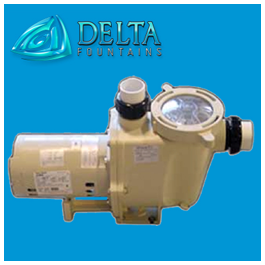Delta Fountains Water Filter Pump