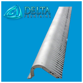 Delta Fountains Weir Designers and Manufacturers