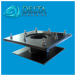 Delta fountains Custom Manufactured Drain Fittings