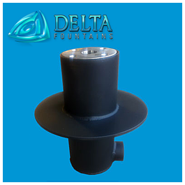 Delta fountains Fog System Jet Nozzle