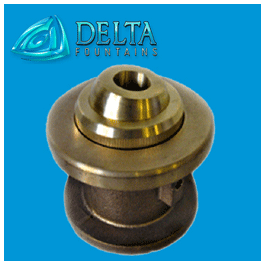 Eyeball Fitting Delta Fountains