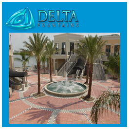 Delta Fountains Retail Fountain