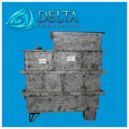 Fiberglass Clam Shell Vault