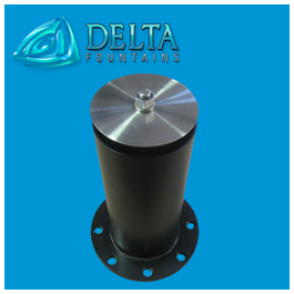 Flanged Vari Jet Nozzle Delta Fountains