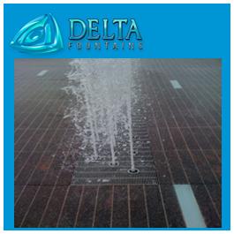 Curtis Hixon Interactive Fountain