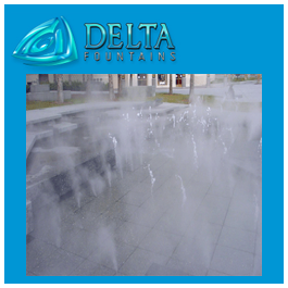 Fog Interactive Splash Pad