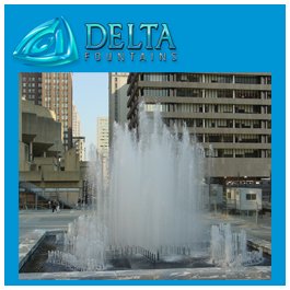 Fountain Construction Image Delta Fountains