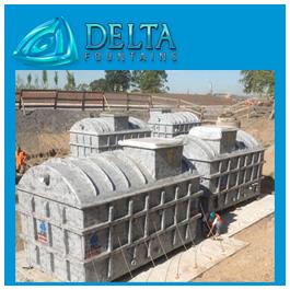 Fountain Subterrarean Equipment Vault