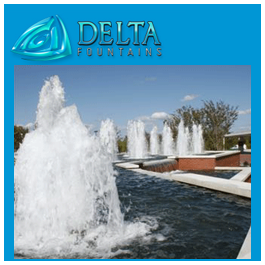 Geyser Entry Way Water Feature